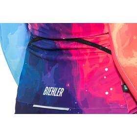 Biehler Thermal Rain Maillot de cyclisme à manches longues Femme, intergalaktisch